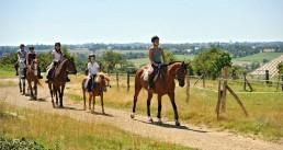 Camping Rodez Aveyron · 91 location de vacances rodez randonnee cheval uai