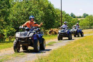Camping Rodez Aveyron · 98 location de vacances rodez vue quad