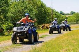 Camping Rodez Aveyron · 98 location de vacances rodez vue quad uai