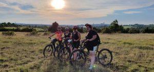 Camping Rodez Aveyron · coucher de soleil vttae combelles scaled 1