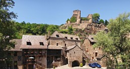 Camping Rodez Aveyron · 1280px belcastel panorama uai