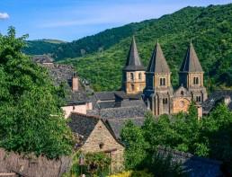 Camping Rodez Aveyron · conques 26615 uai
